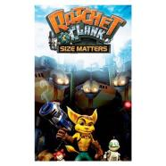 PlayStation Portable mäng Ratchet & Clank: Size Matters