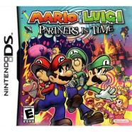 Nintendo DS mäng Mario & Luigi: Partners in Time