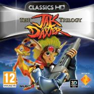 PlayStation 3 mäng Jak and Daxter: The Trilogy
