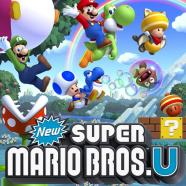 Wii U mäng New Super Mario Bros. U