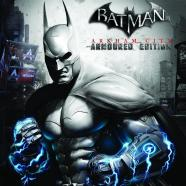 Nintendo Wii U mäng Batman: Arkham City - Armoured Ed.