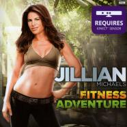 Xbox360 mäng Jillian Michaels´ Fitness Adventure / Kinect